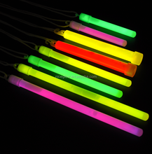 "Factory directly sale high quality 6"" glow stick for Party,Promotional,Outdoors"