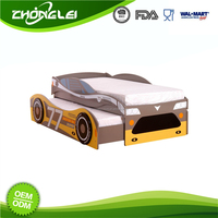 Best Quality OEM Service Cost Effective Car Wheels Baby Bed