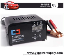 Smart Universal NiMH/NiCD Battery Pack Charger: 12V - 16.8V