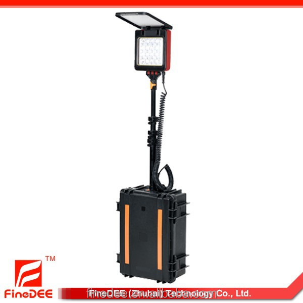 M600 New Arrival Portable Solar Light Tower