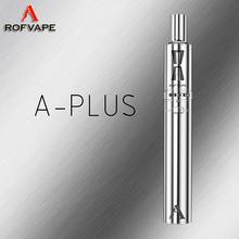 Most popular in USA item A Plus 3000mah big vapor herb pipe e cigarette battery kit wholesale china