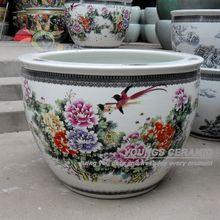 Various Big Chinease Ceramic Garden Decoration Plant Pots Garden