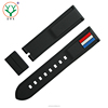 Netherlands Flag Waterpro Of 24mm Silicone Watch Strap