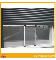 Aluminium sliding frame windows with mosquito net
