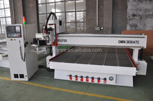 engraving machine 2030 ATC cnc router for aluminium making