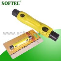 [SOFTEL] RG6 RG59 scrap cable stripper