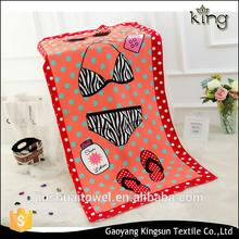 China Supplier wonder woman beach towel Supplier