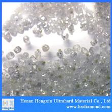 price of raw diamonds per carat rough uncut diamonds white diamond for decoration