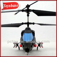 Mini airwolf helicopter toy, missle helicopter