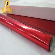 Car protective vinyl wrap PVC chrome car wrapping fashion car wrap film
