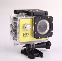 New waterproof case Original SJCAM sj4000wifi 12MP Mini Live Action Camera with Full Hd1080p