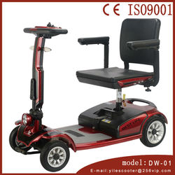 CE three wheel scooter car
