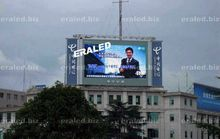 Stage Advertising Led Display indoor &outdoor bail bonds animated led sign Traffic 3D Led Display
