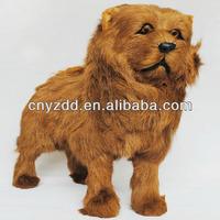 tibetan mastiff / stuffed dog toy/ plush tibetan mastiff