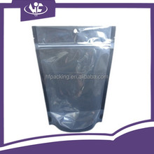 2015 Laminated Material Transparent Moistureproof Retort Pouch for Food Meat Beef Jerky Packaging Bags