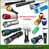 HOT!! all kinds of EDC Aluminum Heavy Duty led rechargeable flashlight