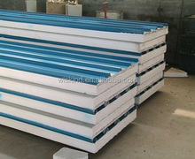 roof and wall eps sandwich panel