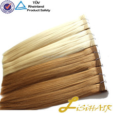 Wholesale Price Thick Bottom!! Remy Human Hair Weft Color 350