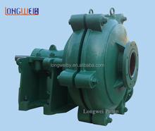 High Interchangeable with Famous Pump slurry pump
