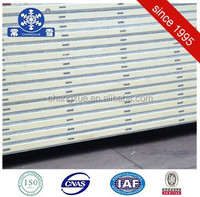 wall cold room insulation pu panel for keeping food fresh made of polyurethane