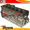 ISDe diesel engine cylinder block casting assy auto truck marine tracktor engine parts cheap price qulity for sale 4946152