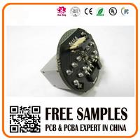 Bluetooth Headset Flex-rigid Circuit