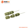 CATV hardline waterproof coaxial cable f connector RG11 pin connector