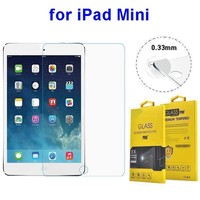 0.33mm 2.5D for iPad Mini Tempered Glass Screen Protector