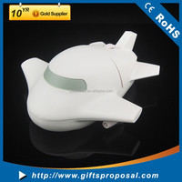 AirPlane Shape Wireless Mouse Computer Mouse Opitical Mouse with Mini USB receiver