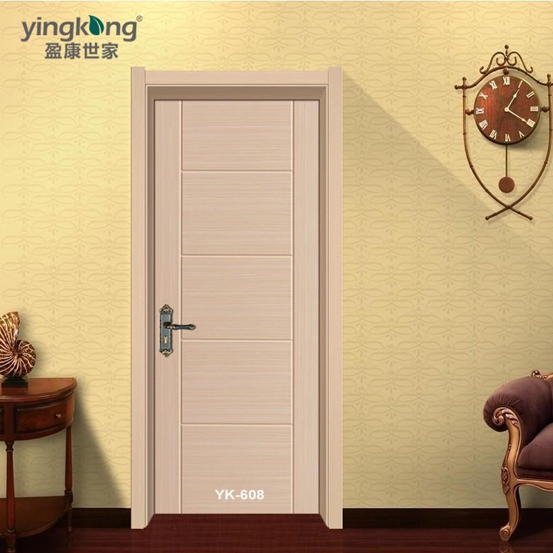 China Manufacturer Wood Plastic Composite Types Interior Door Frames