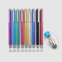 replaceable tip stylus pens /retractable high-sensitive stylus pen / touch screen pen for touch screens