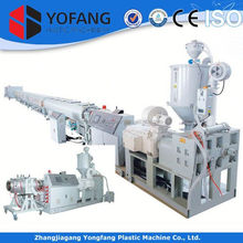 pvc cable pipe making equipment