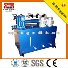 XYZ-6G Thin Oil Lubrication Station large scale water purification system ultraviolet water purification