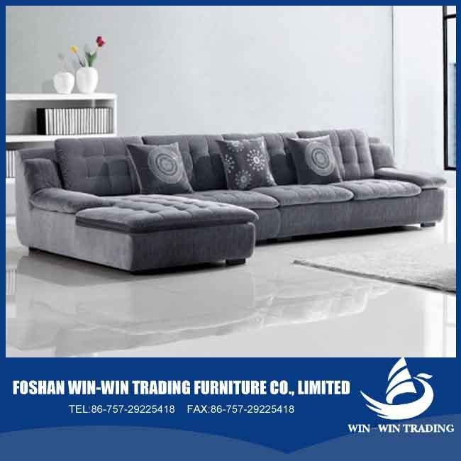 Modern Leather Sofa Living Room Furniture Sofa Cheap Sofa Set A032