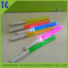 Halloween LED Flashing plastic Glow Stick 4 Colors Pack
