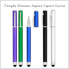 Guaranteed quality multi-function ball point pen with stylus