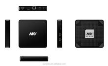 Google Android 5.0 TV Box with Quad Core Amlogic s905 WIFI 4K 8GB/16GB/32GB Optional