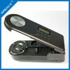 USB record mini turntable player with FM LED display
