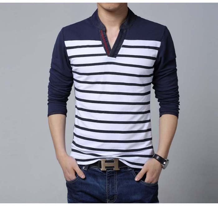 men long sleeve t-shirt (1w1)