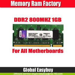 Buy direct from China factory 64mbx8 1gb ddr2 ram for laptop