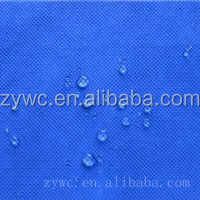 waterproof PP material nonwoven fabrics for potective clothing in china