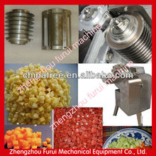 electric vegetable dicing machine/industrial vegetable dicer machine/stainless steel vegetable dicer