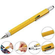 2015 Hot Sale 6 in 1 Universal Portable Stylus Pen for iPhone 6