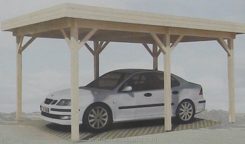 Nicely Low Cost Wooden Carport Buy Modern Carport Prefab