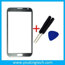 Front Glass For Samsung Galaxy S3 mini Touch Screen Glass, Outer Screen Glass For samsung i8190 Screen+ opening tools