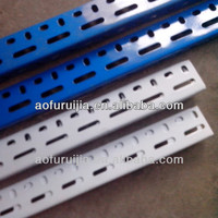 Excellent Quality Slotted Angle Bar For Shelving