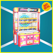 Double overturn crane gift prize machine small toy crane game machine