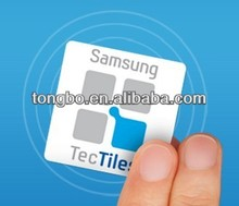 New Style And Design Logo Customized Strong Adhesive Samsung Logo Sticker
