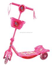 Hot children three wheel scooter