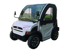 2.8kw AC Motor Two Person Mini Chinese Electric Vehicle with Trunk